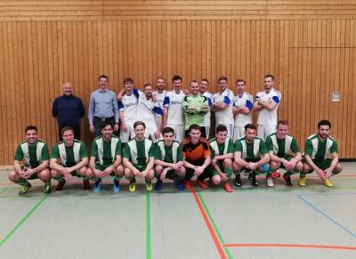 Erfolgreiche FG Herren Verbandspokal Halle in Altshausen