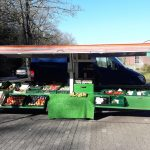 Foto zu Meldung: Wochenmarkt in Moorweg/Neugaude jeden Dienstag