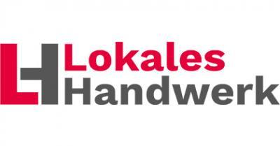 Logo mit dem Text: Lokales Handwerk
