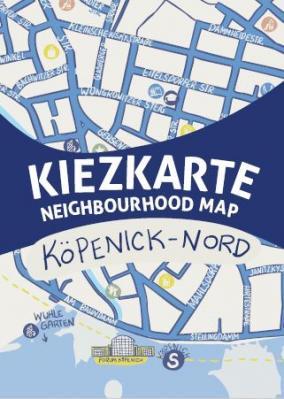 Kiezkarte Köpenick Nord
