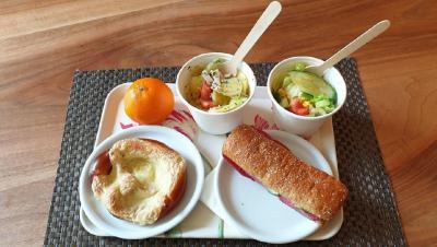 Foto zur Meldung: Es gibt wieder Lunchtüten zum Bestellen!