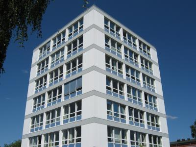 Öffnung der Stadtbücherei Schenefeld