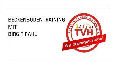 Beckenbodentraining mit Birgit Pahl