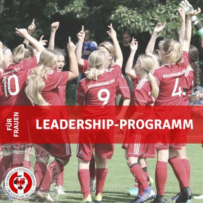 Leadership-Programm für Frauen im Fußball