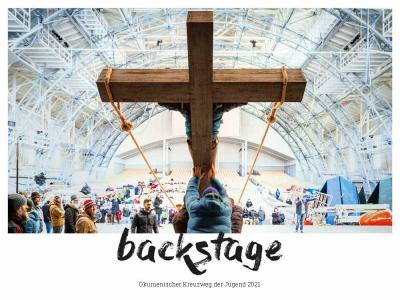 Vorschaubild der Meldung: Backstage - Jugendkreuzweg digital