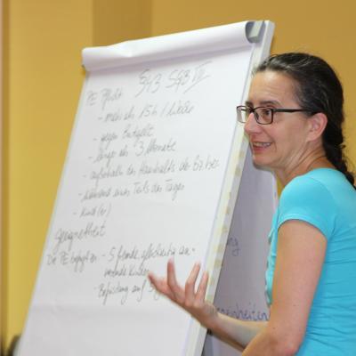 Foto zur Meldung: Fortbildungen -nicht nur- für Kindertagespflegepersonen
