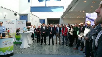 Eröffnung Tag der Ausbildung 2021