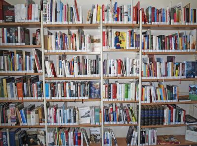 Foto zur Meldung: Kontaktlose Ausleihe in Rangsdorfer Bibliothek