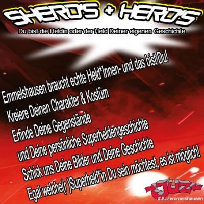 SHEro's & HEro's