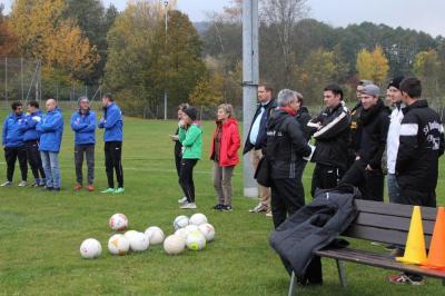 DFB-Mobil zu Gast in Wilhelmsdorf 2016