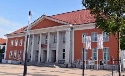 Foto zur Meldung: Kulturzentrum Rathenow öffnet den Galeriebereich