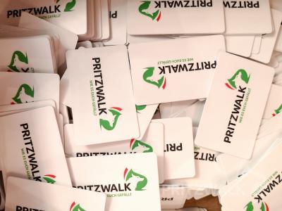 Per Stimmkärtchen wird über die zugelassenen Vorschläge für den Bürgerhaushalt des jeweiligen Folgejahres abgestimmt. Foto: Beate Vogel