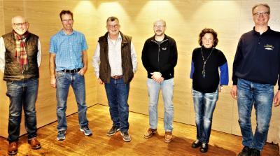 Bodenseefisch e V - Gründungsvorstand