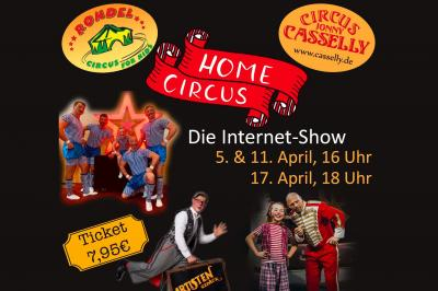 Home-Circus-Event