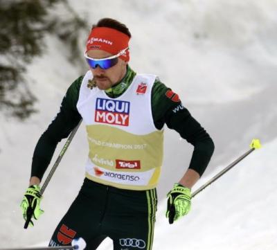 Rießle holt sich im letzten Rennen der Saison die Bronze Medaille, Foto: Hahne