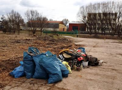 Müllsammelaktion am 20.03.2021