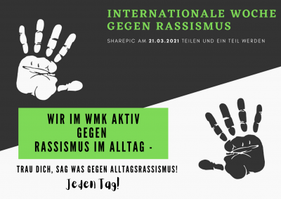 Internationale Woche gegen Rassismus