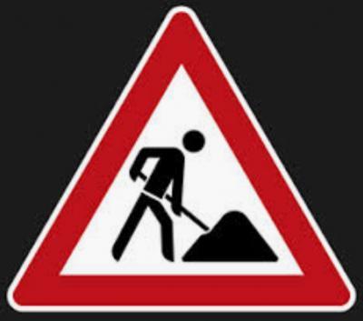 Beginn Bauarbeiten Kreisfelder Weg