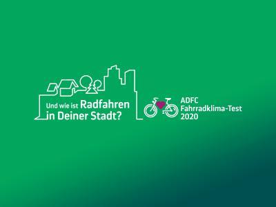 Foto zur Meldung: ADFC-Fahrradklima-Test 2020 - Ergebnisse für Nauheim