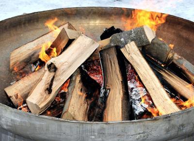 Foto zur Meldung: Kleine Feuer im Garten gelegentlich erlaubt