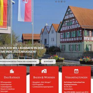 Gemeinde-Homepage überarbeitet