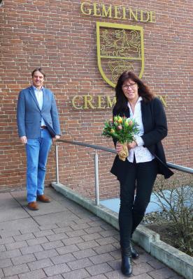Marlies Pessel übernimmt die allgemeine Vertretung des Bürgermeisters