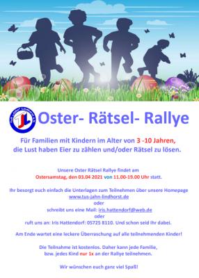 Oster- Rätsel- Rallye