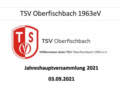 JHV 2021 auf den 03.09.21 verschoben