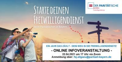 """Dein Weg in den Freiwilligendienst"" + ""German/Lebanon Youth Project"""