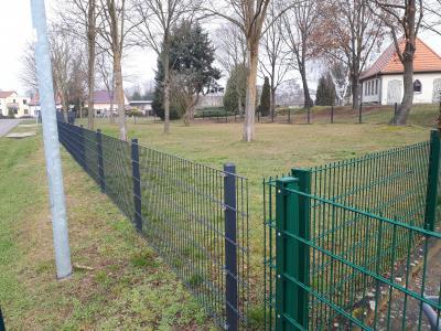 Baustart für neuen Spielplatz in Nahmitz