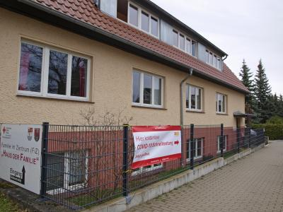 Foto zur Meldung: Corona-Teststation startet in Rangsdorf