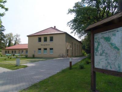 Bürgerhaus Sachsendorf, Foto: Matthias Lubisch