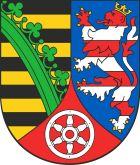 Wappen Landkreis Sömmerda