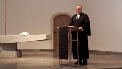 Karfreitagsgottesdienst zur Todesstunde Jesu am 2.4.2021 in der Johanneskirche