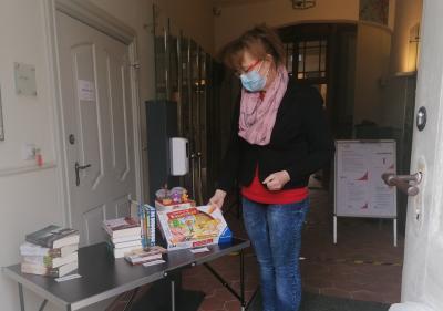 Foto zur Meldung: Wegemuseum und Bibliothek erneut wegen Corona geschlossen
