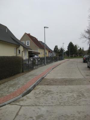 Gehweg Geschwister-Scholl-Straße
