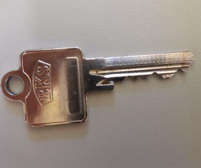 Fundsache Schlüssel