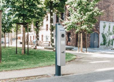 Elektroladesäulen in Beeskow