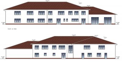 Neues Hortgebäude in Arbeit - Bericht zur (Sonder-) 18. Sitzung der Gemeindevertretung