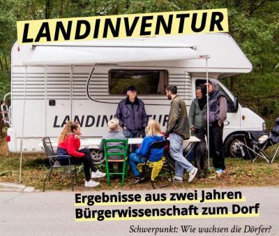 Foto zur Meldung: Landinventur - Bericht veröffentlicht