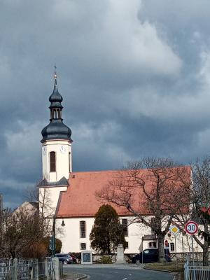 Kirche Heyda, Foto O.Jenichen