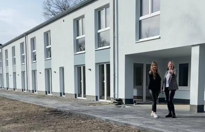 Foto zu Meldung: Neues Seniorenzentrum Lietzmann eröffnet am Gründonnerstag
