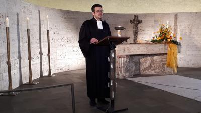 Ostergottesdienst in der Petruskirche am 4.4.2021