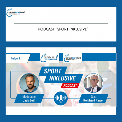 "Podcast ""Sport inklusive"""