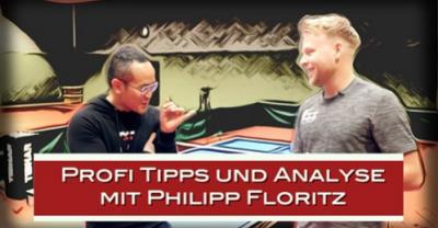 Tischtennis: Unser Trainer Philipp Floritz überzeugt auf Youtube