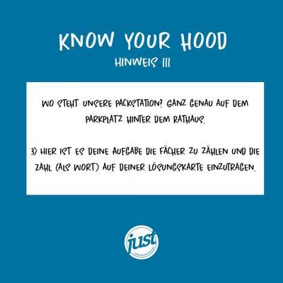 KnowYourHood