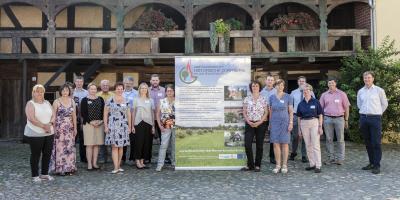 Foto zu Meldung: Mitgliederversammlung der AG Historische Dorfkerne dieses Jahr im Herbst