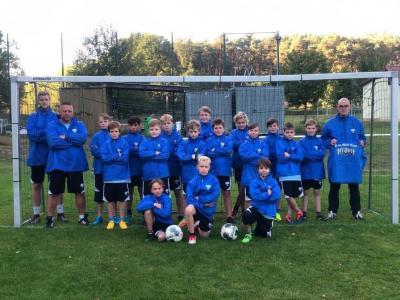 Foto zu Meldung: Rädel baut neue Kinder-Fußballmannschaft auf