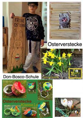 Kreativ-Wettbewerb zu Ostern