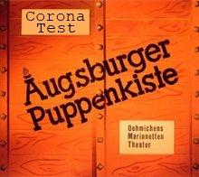 Bild der Meldung: Coronatest mit der Augsburger Puppenkiste
